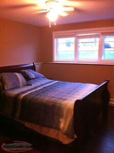 Beautiful Furnished Above Ground Apartment for Rent - Dunville,