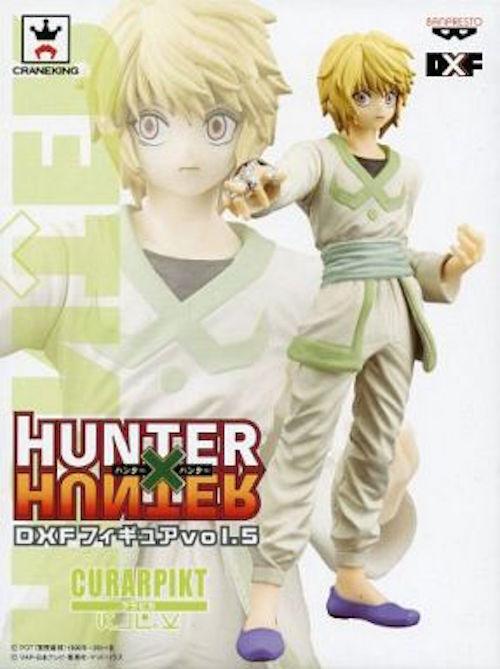 Hunter x Hunter DXF Figure Vol.5 Curarpikt/Kurapika BANPRESTO From Japan