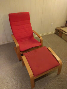 Poang buy sell items tickets or tech in calgary kijiji classifieds - Red poang chair ...