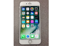 Apple I phone 6 on EE network