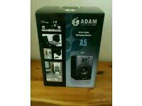 New Professional audio Adam A5