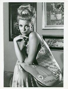 MARY GRACE PRETTY PORTRAIT IT'S ABOUT TIME ORIGINAL 1966 CBS TV PHOTO