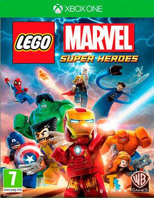 LEGO Marvel Super Heroes | Xbox One New
