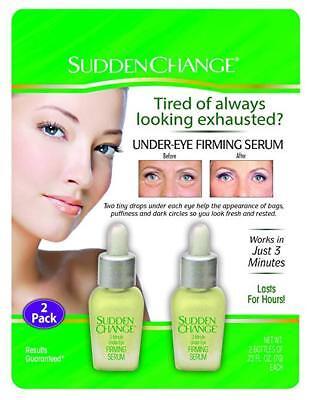 Sudden Change Under Eye - Sudden Change Under-Eye Firm Serum 0.23oz (2 Pack)