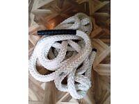 Rope (Heavy Duty) eight strand multiplat