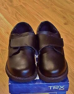 Brand NEW! Worn Once! Boys Black Dress Shoes Size 10D