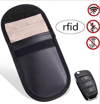 Gps Signal Jammer - Anti-radiation GPS Signal Tracking Blocker Shield Keyfob Bag WIFI Jammer Pouch