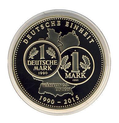 DEUTSCHLAND - WÄHRUNGSUNION - 25 Jahre Deutsche Einheit - ANSCHAUEN