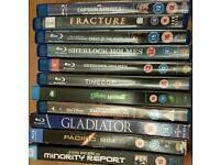 Sci-fi Action Blu-Rays
