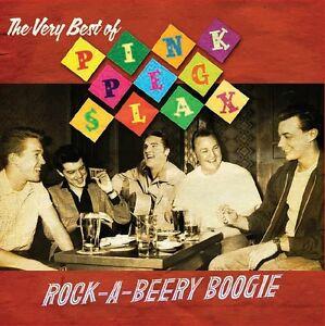 PINK-PEG-SLAX-Rock-A-Beery-Boogie-VERY-BEST-OF-1980s-Rockabilly-Brand-New-CD