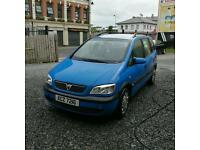 Zafira 2 Litre Diesel and clio 1 litre both for £750