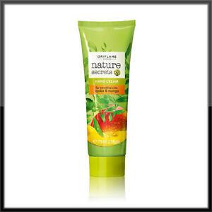 ... Secrets Hand Cream for Sensitive Skin Jojoba & Mango 75 ml NEW | eBay
