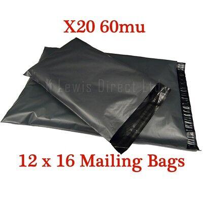 20 BAGS - 12