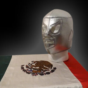 Mexican wrestling mask Lucha libre El Santo