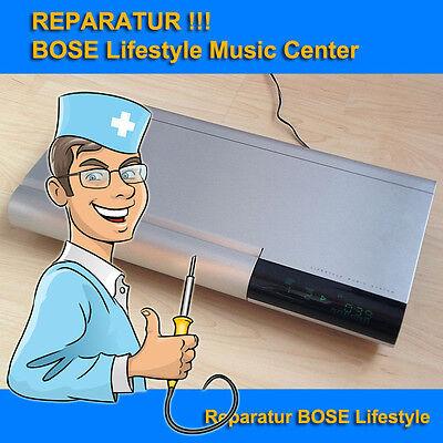Reparatur BOSE Lifestyle 30 Music Center, Hi-Fi, Receiver, CD Player ()