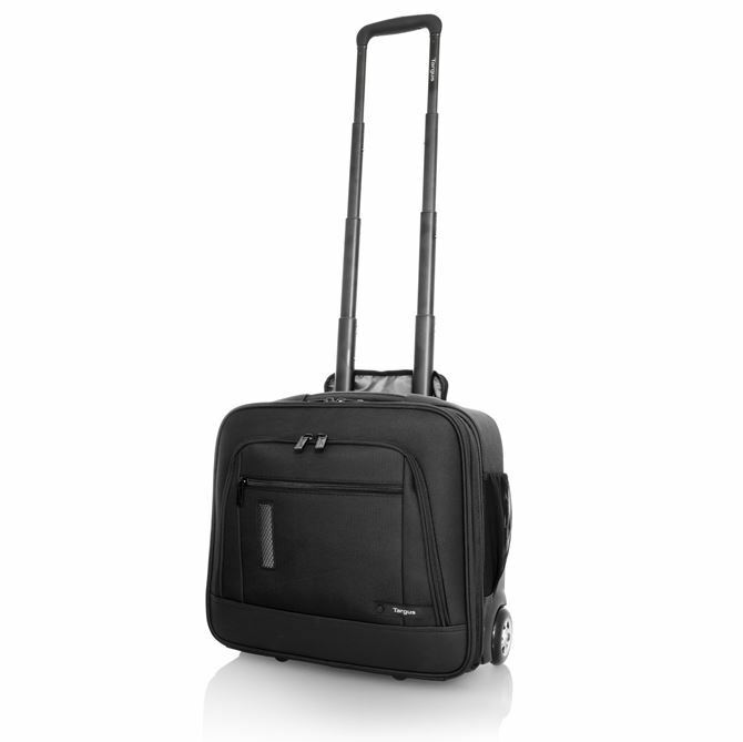 Laptop trolley case. Make Targosin Golders Green, LondonGumtree - Laptop trolley case. Fits any size laptop of device. Make Targos. With strong handle that pulls out of case. Great for travelling. Good condition. looks new. Costs new about 60 pounds
