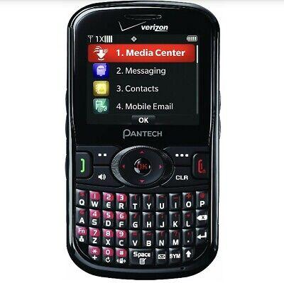 Verizon Pantech Caper Prepaid Cell Phone TXT8035BPP (Monthly/Daily/Minute Plans)