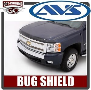 25035 AVS Bug Deflector Hood Shield Chevy Silverado 2007-2012