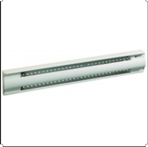 ELECTRIC BASEBOARD HEATER - 1500W, 120V, White, 65.7""