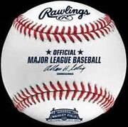Rawlings Official Baseballs