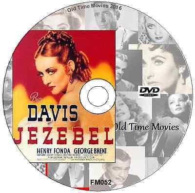 Jezebel   -   Bette Davis Henry Fonda George Brent 1938 DVD
