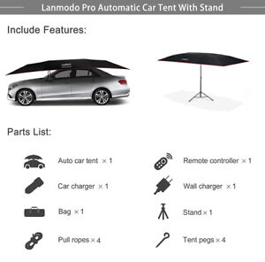 Portable Automatic Car Cover