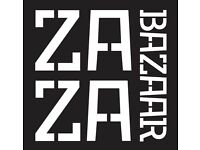ZaZa Bazaar Newcastle need Waiting staff