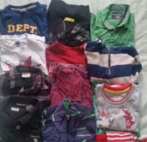 Toddler's Assorted Clothes-New and Barely used