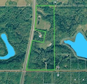 48 Acres Ready to Build on (Cold Lake, Ab.)