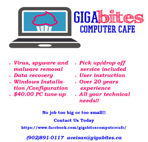 Let us handle your technical needs!