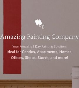 AMAZING AFFORDABLE 1-DAY PAINTING