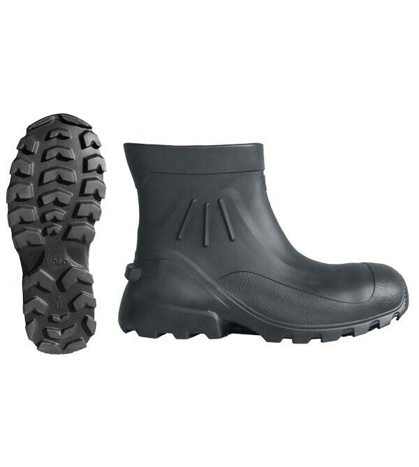 Billy Boots CHIEF Black Men/Women Waterproof Work Boots EVA Safety Toe Size 4-13 Business & Industrial