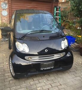 2005 Smart Car Fortwo