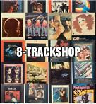 Vind je favoriete 8-track tape /cartridge op 8-trackshop.eu
