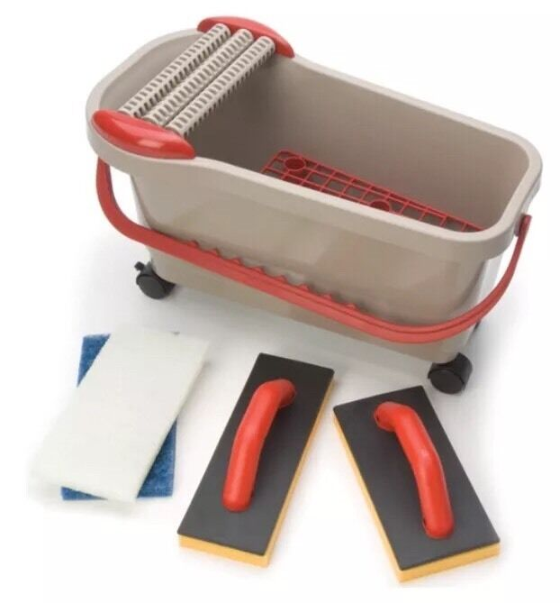 Barwalt 81584 Ultra Tile and Grout Flooring Cleaning System