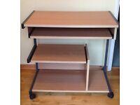 Computer desk / table - excellent condition £30