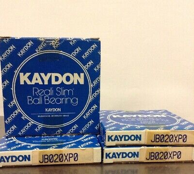 Kaydon Reali Slim Ball Bearing Jb020xp0 - Factory Sealed