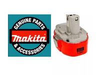 Genuine Makita PA18 18v 1.3Ah NEW BATTERY