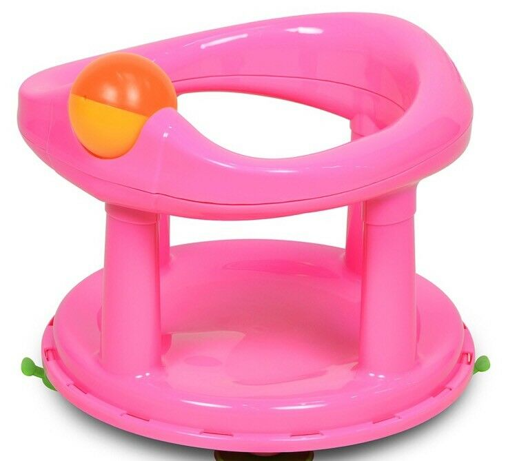 Pink baby bath seat | in Paisley, Renfrewshire | Gumtree