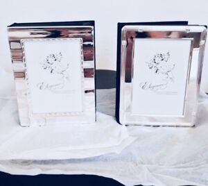 Silver Plated Photo Album/Frame