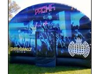 Party Booth/ inflatable nightclub for hire