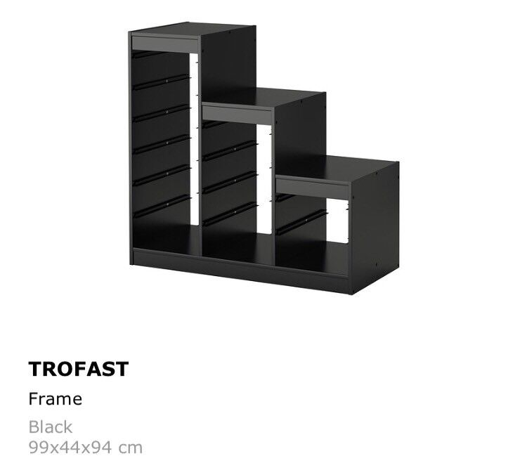 Ikea Trofast storage frame | in Edmonton, London | Gumtree