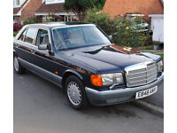 Wanted Mercedes W126 - 300 380 420 500 SE SEL