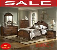 Model 866NC-1, bedroom set