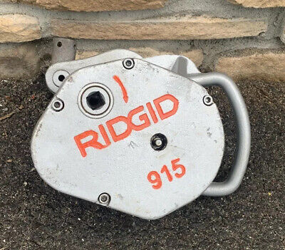 Ridgid 915 In-air Pipe Roll Groover Rigid 300 700 1224 975 916 918 960 New Parts