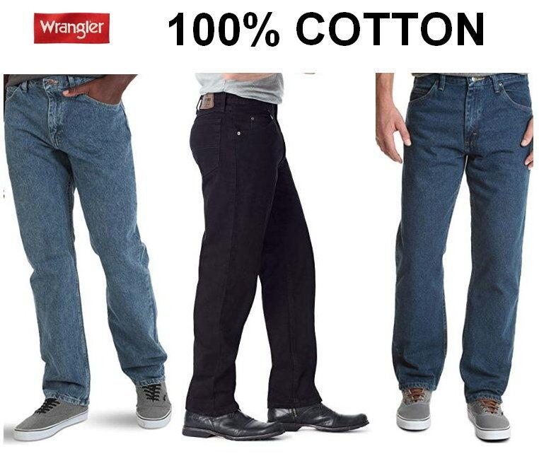Wrangler Authentics Men's Relaxed Fit Jean Men's