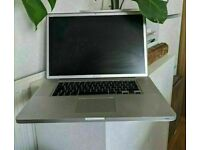 17' Apple MacBook Pro 2.66Ghz 8GB Ram 120GB SSD Premiere Pro After Affects Media Encoder FCPX