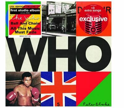 THE WHO 'WHO' Deluxe Edition CD w/ 3 Bonus Tracks) target