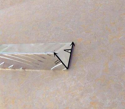 2x 0.07 2 X 2 X 48 Aluminum Diamond Plate Tread Brite Corner Guard Angle