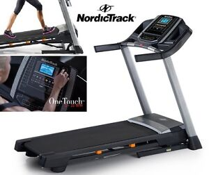 NEW NORDIC TRACK DIGITAL TOUCH DISPLAY INCLINE TREADMILL